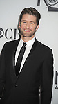 Matthew Morrison attends th 66th Annual Tony Awards on June 10, 2012 at The Beacon Theatre in New York City.