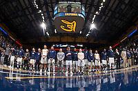 Cal Basketball M vs Washington State, January 14, 2017