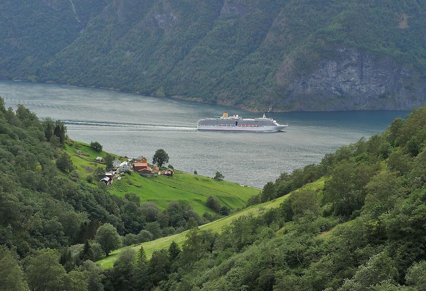 FLÅM Landscape, landskap,