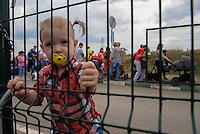 Fleeing Ukraine