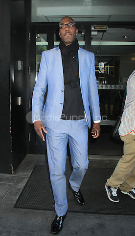 June 01, 2012 JB Smoove comedian at Good Day NY to his current run at Caroline's Comedy Club  in New York City.Credit:© RW/MediaPunch Inc.