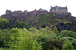 Europe, Great Britain, United Kingdom, Scotland, Edinburgh. Edinburgh Castle.
