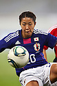 Asano Nagasato (JPN), September 11, 2011 - Football / Soccer : Women's Asian Football Qualifiers Final Round for London Olympic Match between Japan 1-0 China at Jinan Olympic Sports Center Stadium, Jinan, China. (Photo by Daiju Kitamura/AFLO SPORT) [1045]
