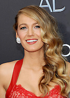 APR 19 'the Age Of Adaline' New York Premiere