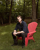 April 27, 2012. Chapel Hill, NC.. Jenks Miller, who is an integral part of both Mt. Moriah and Horseback, has created a steady, and large, output of music one the last 5 years..