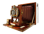 Century Half Plate wooden View Camera