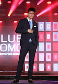 Club Uomo fashion show held during the Moda Sotto le Stelle event in little Italy in Montreal