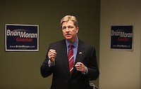 Brian Moran running for Virginia governor as a democrat.