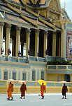 Preah Tineang Chanchhaya Pavillon at Royal Palce complex