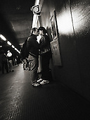 Italy, Lombardy, Milan, Milano, Street Photography,love,kiss,lovers