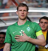 FUSSBALL   1. BUNDESLIGA   SAISON 2011/2012   TESTSPIEL SV Werder Bremen - FC Everton                 02.08.2011 Per MERTESACKER (Werder Bremen)