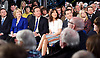 Conservative Party Spring Forum <br /> at The Old Granada Studios, Manchester, Great Britain <br /> 28th March 2015 <br /> <br /> Grant Shapps <br /> Chairman of the Conservatives <br /> speech <br /> <br /> David Cameron <br /> Prime Minister and Leader of the Conservatives <br /> speech <br /> <br /> Samantha Cameron <br /> <br /> George Osborne <br /> Chancellor the Exchequer <br /> speech <br /> <br /> Photograph by Elliott Franks
