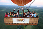 20110213 FEBRUARY 13 Cairns Hot Air Ballooning