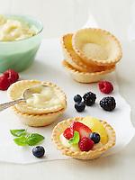 Vanilla Buttermilk Tart