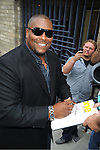 Sean Ringgold attending The One Life to Live.43rd Anniversary Block Party outside the ABC Studio on July 15, 2011 in New York City.