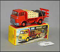 Dinky toy collection sells for 95K.
