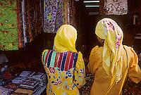 "Asie/Malaisie/Kuala Lumpur: Chinatown - Scene de vie sur le marché ""Chowkit"""