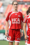 22 June 2008: Richmond's Sarah Hilt. The Washington Freedom defeated the Richmond Kickers Destiny 5-0 at RFK Stadium in Washington, DC in a United Soccer Leagues W-League friendly.