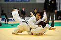 L to R Miri Toda (-48kg), Emi Yamagishi (-48kg), NOVEMBER 13, 2011 - Judo : Kodokan Cup 2011, Women's Women's -48kg category at Chiba Port Arena, Chiba, Japan. (Photo by Jun Tsukida/AFLO SPORT) [0003]