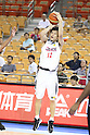 Kenta Hirose (JPN), SEPTEMBER 15, 2011 - Basketball : 26th FIBA Asia Championship Preliminary round Group C match between Japan 81-59 Indonesia at Wuhan Sports Center in Wuhan, China. (Photo by Yoshio Kato/AFLO)
