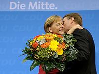 Wahlabend CDU Berlin 27.09.2009