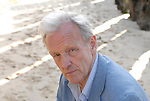 Colin Thubron, English writer.