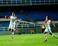 America de Cali vs Independiente Santa Fe, 19 - 05 - 2017. LA I 2017