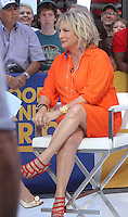 NEW YORK, NY-July 19: Jennifer Saunders at Good Morning America to talk about Absolutely Fabulous: The Movie in New York. NY July 19, 2016. Credit:RW/IMediaPunch