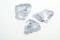 CUBIC ZIRCONIA<br /> (Variations Available)<br /> Cubic Zirconia (CZ) is a synthetic gemstone<br /> CZ is the synthetic cubic crystalline form of zirconium dioxide (ZrO2).  Due to its relative density, hardness, low cost, and visually similarity it is a common substitute for diamonds.