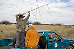 Claudia - Radio Telemetry with Greg's Help