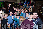 Shane Fitzgerald, Tralee, celebrates his 18th birthday with family and friends at the Abbey Inn on Saturday