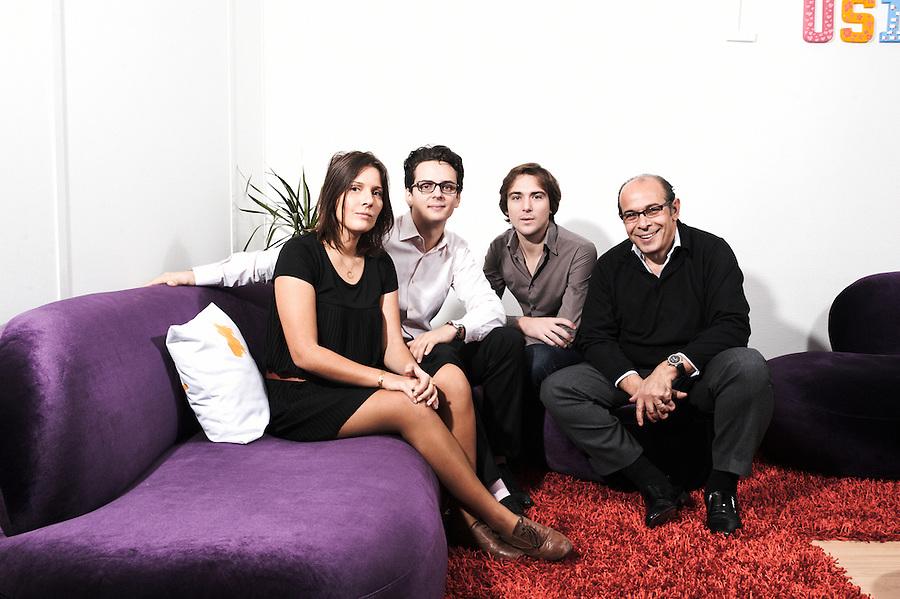 paris france november 10 2011 emilie gobin co founder of l 39 usine a design with her. Black Bedroom Furniture Sets. Home Design Ideas