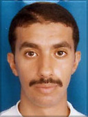 Washington, DC - September 26,  2001 -- Photo released by FBI of  Ahmad Ibrahim A.  Al Haznawi, one of the alleged hijackers of United Airlines Boeing 757 designated as Flight #93, from Newark to San Francisco.  The flight departed Newark at 8:42 AM on Tuesday, September 11, 2001 and crashed in Stony Creek Township, PA at 10:03 AM..Credit: FBI via CNP