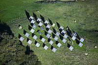 solar panels Mayacamas mountains Napa Valley