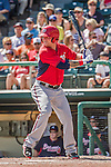 21 March 2015: Washington outfielder Drew Vettleson in action during a Spring Training Split Squad game against the Atlanta Braves at Champion Stadium at the ESPN Wide World of Sports Complex in Kissimmee, Florida. The Braves defeated the Nationals 5-2 in Grapefruit League play. Mandatory Credit: Ed Wolfstein Photo *** RAW (NEF) Image File Available ***