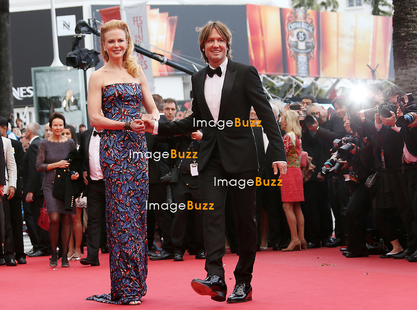 NICOLE KIDMAN & KEITH URBAN - Jury member Nicole Kidman and Keith Urban attend 'Inside Llewyn Davis' Premiere during the 66th Annual Cannes Film Festival at Palais des Festivals on May 19, 2013 in Cannes, France..