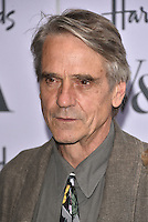 Jeremy Irons at the V&amp;A&rsquo;s summer party at the Victoria and Albert Museum, London, England on June 22, 2016<br /> CAP/PL<br /> &copy;Phil Loftus/Capital Pictures /MediaPunch ***NORTH AND SOUTH AMERICAS ONLY***