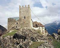 Castle Juval, South Tyrol