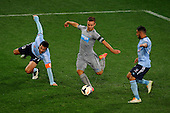 AI120484 Dunedin-Football, Newcastle United V Sydney FC 22 July 2014