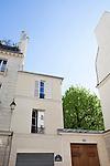 Architecture in Ile de la Cite,<br /> Paris, France, Europe