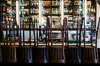 Sobrinos restaurant with Chef Robert (Bobby) Craig. Colonia Roma, Mexico City