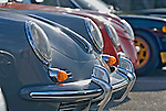 Porsche 356 front end line up
