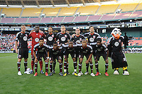 DC United Starting Eleven. The Colorado Rapids defeated DC United 1-0 at RFK Stadium, Saturday May 15, 2010.