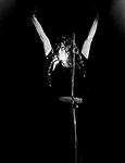 Led Zeppelin 1971 Robert Plant..© Chris Walter..