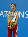 Kirby Cot? won the gold again in 200 m ind.race.<br /> (Benoit Pelosse photographe)