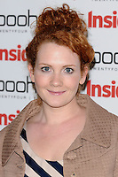 Jennie McAlpine arriving for the Inside Soap Awards Launch Party at Rosso Restaurant, Manchester. 09/07/2012 Picture by: Steve Vas / Featureflash