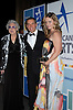 Jeff Koons and mom and his wife..at The Americans for the Arts National Arts Awards on ..Monday October 16, 2006 at Cipriani 42nd Street. ..Jake Gyllenhaal, Aretha Franklin, Kitty Carlisle Hart and ..Jeff Koons were honored. ..Robin Platzer, Twin Images