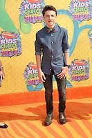 Jake Short<br /> at Nickelodeon's 27th Annual Kids' Choice Awards, USC Galen Center, Los Angeles, CA 03-29-14<br /> David Edwards/DailyCeleb.Com 818-249-4998