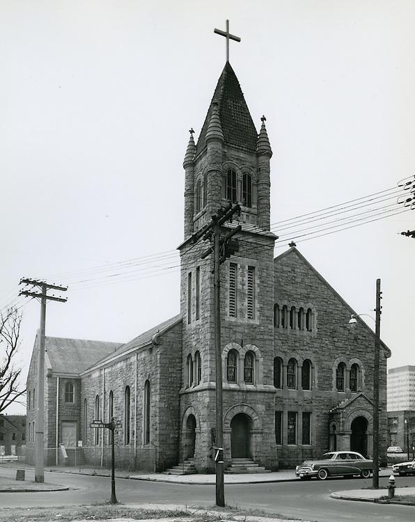 "1962 March 02..Historical..""St. Joseph""..HAYCOX PHOTORAMIC INC..NEG# C62-98-9.NRHA# 966.."