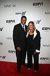 Justin Stringer and Rutgers University Women's Vivian Stringer Attend New York Special Screening of ESPN Films & espnW's VENUS VS. & COACH (Tribeca Film Festival 'Best Documentary Short' Award-Winner) Held at The Paley Center for Media